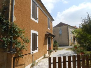 2 gascony farmhouses