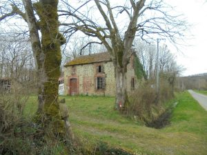Country house built in galet stone to renovate