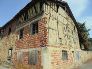 Maison en colombages to renovate