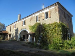 Water mill to renovate