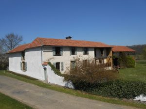 Character house with 2 bed room gite